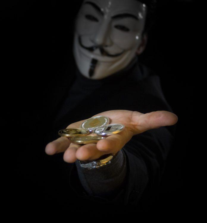 Hacker cryptos