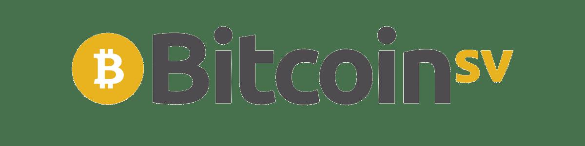Logo de Bitcoin SV