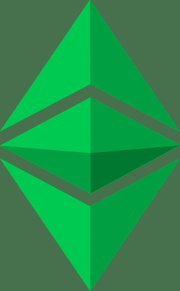 Logo d'Ethereum Classic