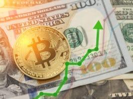Bitcoin en hausse
