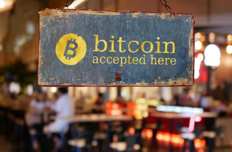 Bitcoin accepté ici